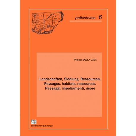 Paysages, habitats, ressources