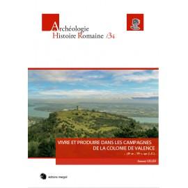 Vivre et produire dans les campagnes de la colonie de Valence.