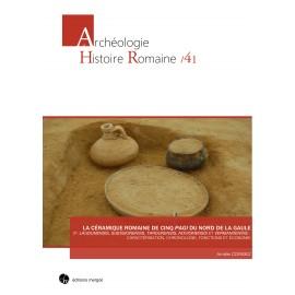 La céramique romaine de cinq pagi du Nord de la Gaule.