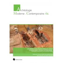 Les terres cuites architecturales en France du Moyen Âge à l'époque contemporaine.