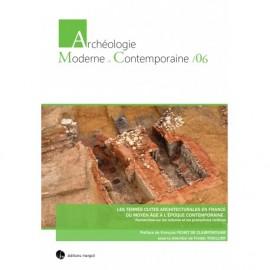 Les terres cuites architecturales en France du Moyen-Âge à l'époque contemporaine
