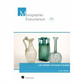 Les verres antiques d'Alésia