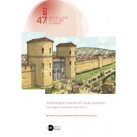 Archéologies romaines en Gaule Lyonnaise.