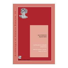 Le Clos de la Lombarde à Narbonne. Atelier de salaisons, Thermes, Maison IX, Rue D.