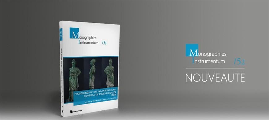 Proceedings of the XVIIth International congress on ancien bronzes, Izmir.