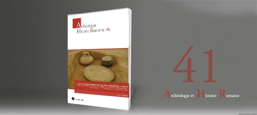 Editions Mergoil, maison d'éditions spécialisée en archéologie, céramique cing pagi