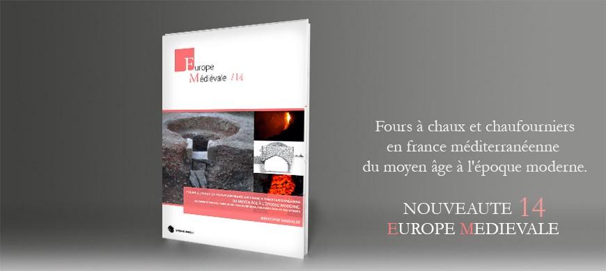 Editions Mergoil, maison d'éditions spécialisée en archéologie, fours à chaux