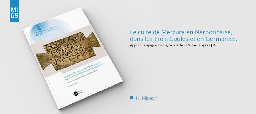 Editions Mergoil, maison d'éditions spécialisée en archéologie, luminaire terre cuite bavay